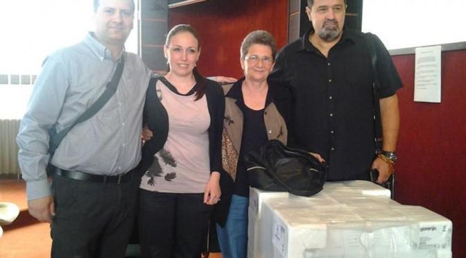 Хуманитарна акција у Обреновцу