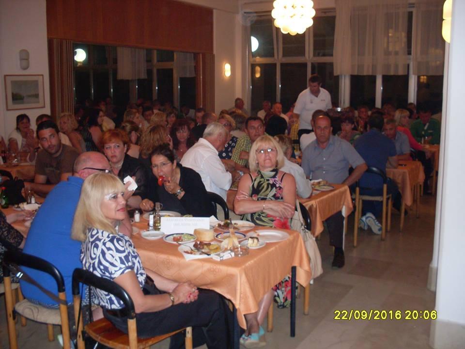 Zavšno veče Bečići 2014
